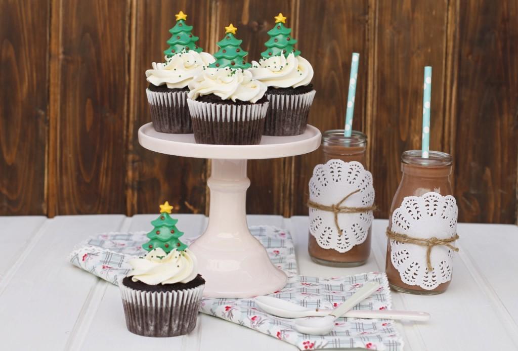 Unos cupcakes fáciles, jugosos y rápidos de hacer.