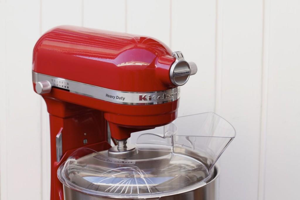 Mi nuevo amor en la cocina, la nueva Artisan Heavy Duty de 6,9 litros