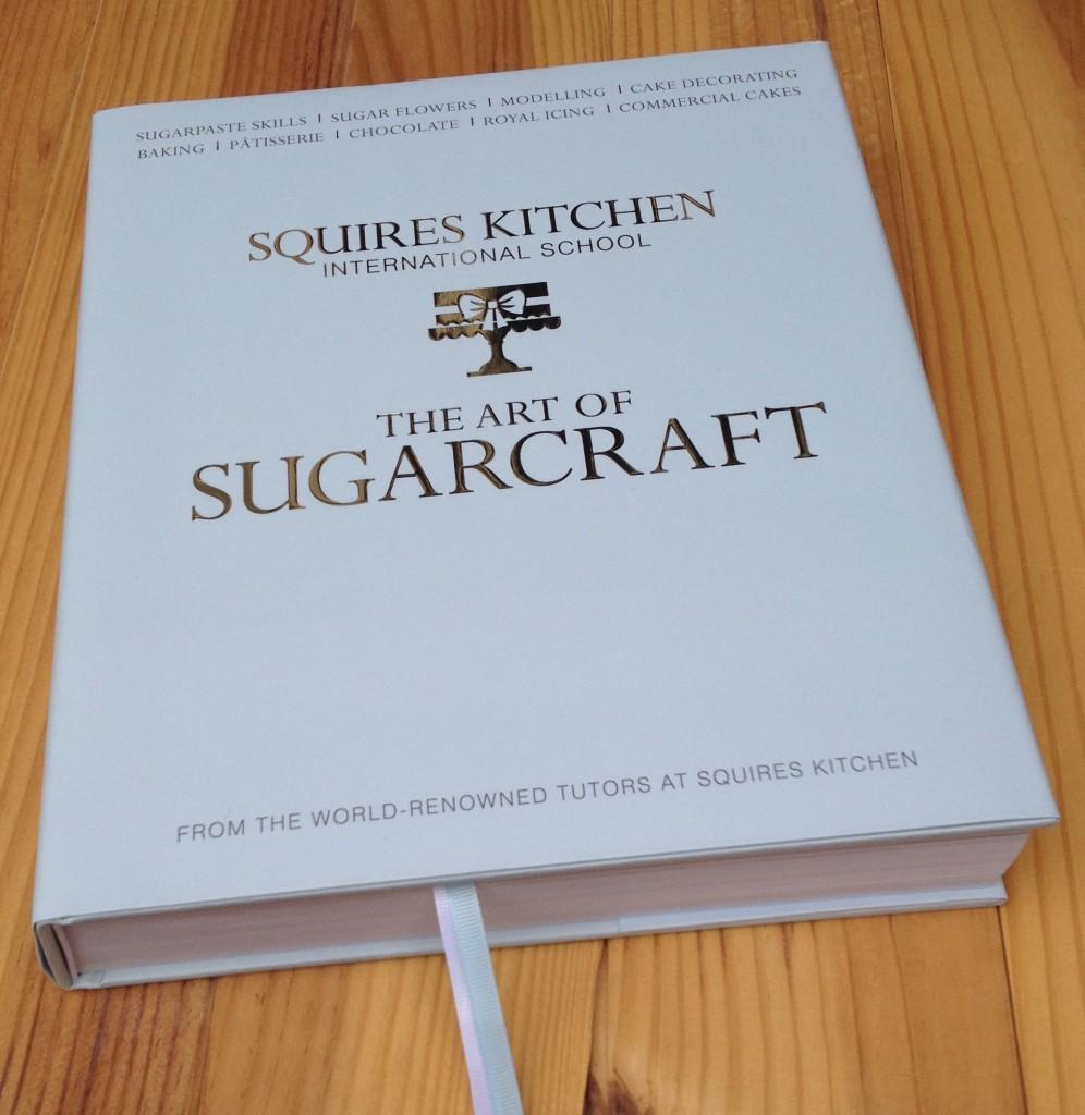 Me traje el fantástico libro de Squires Kitchen