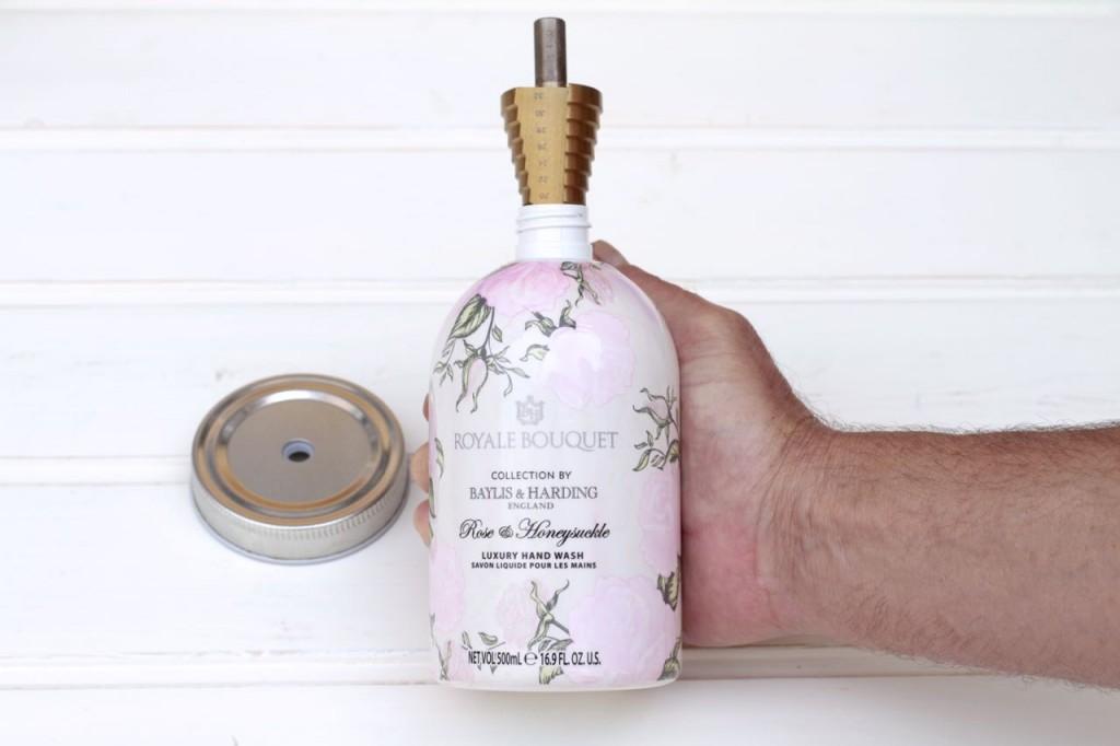 Soap dispenser 3
