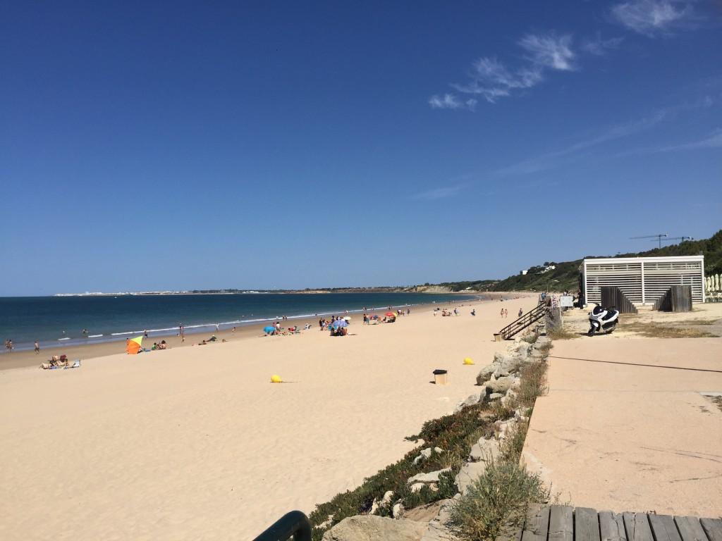 Playa Las Redes, El Puerto de Santa María