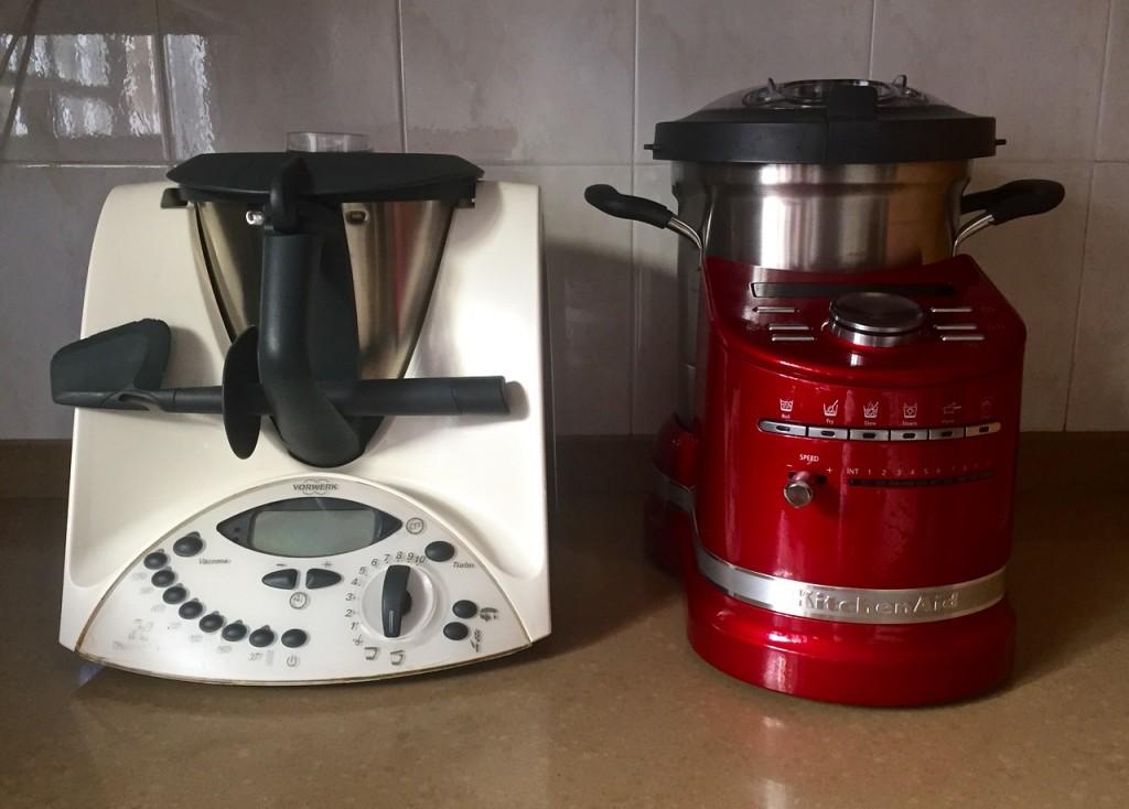 Cook Processor Vs. Thermomix 31