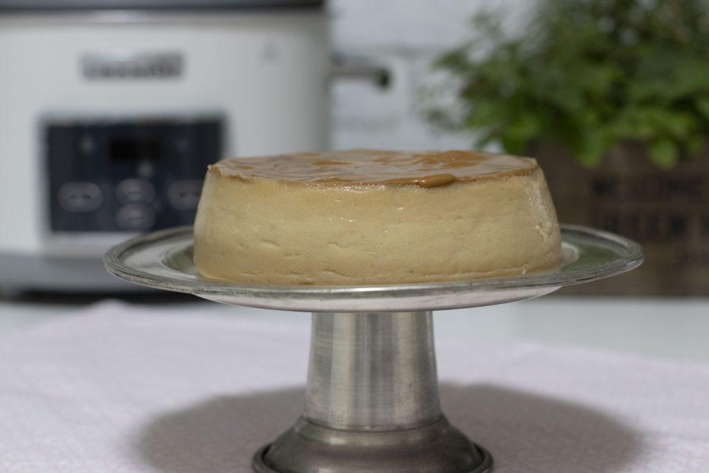 Tarta de queso Lotus