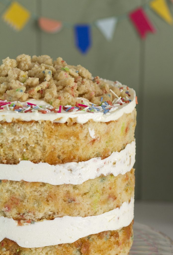birthday cake deatalle