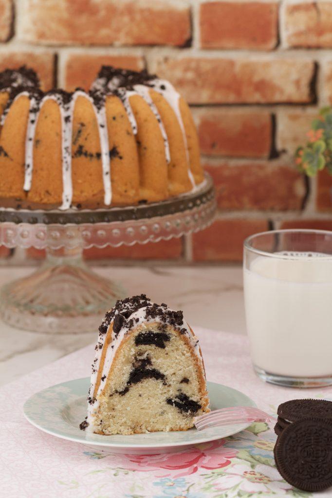 Cookies & Cream Bundt